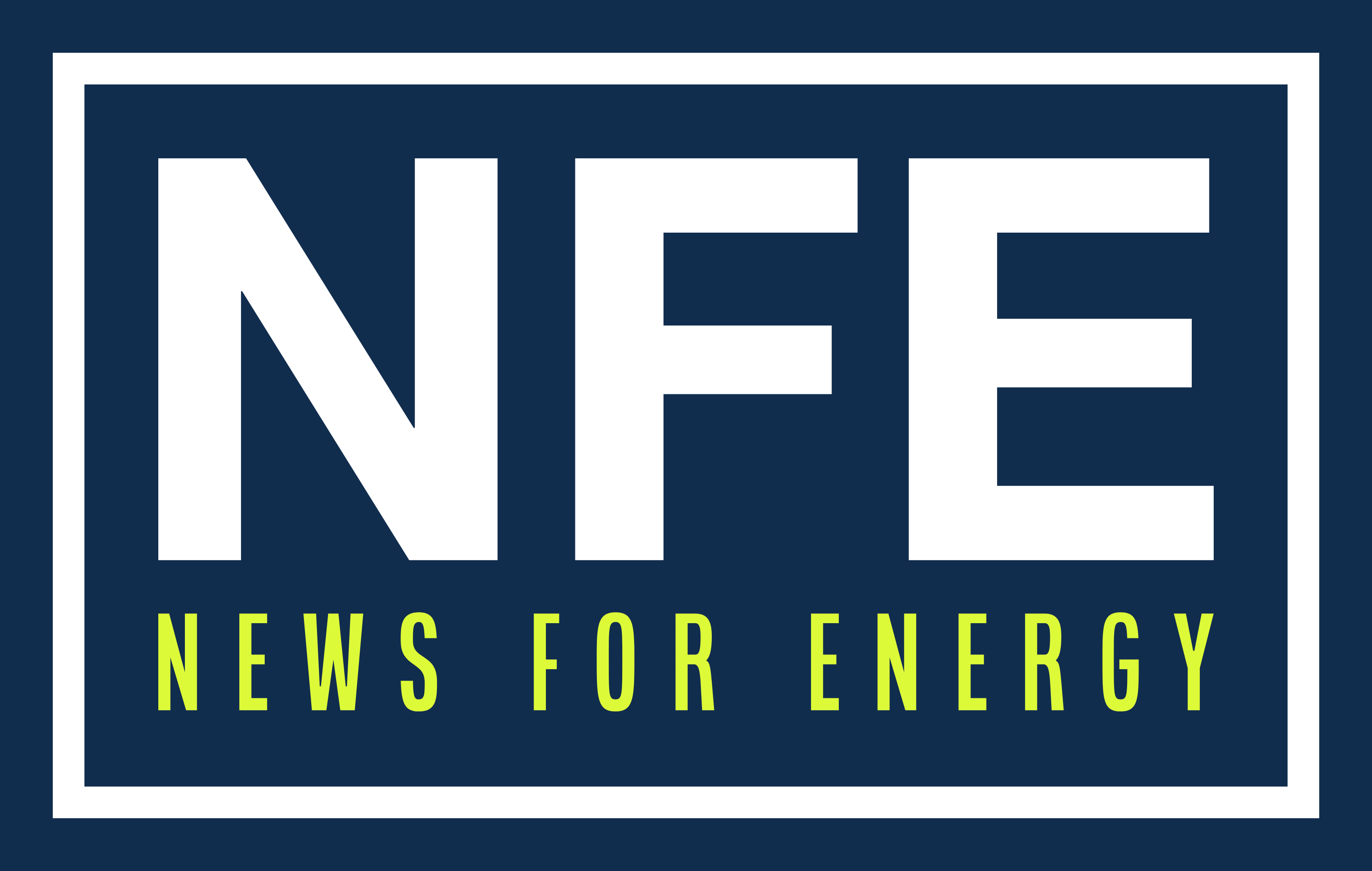 Energy News Today