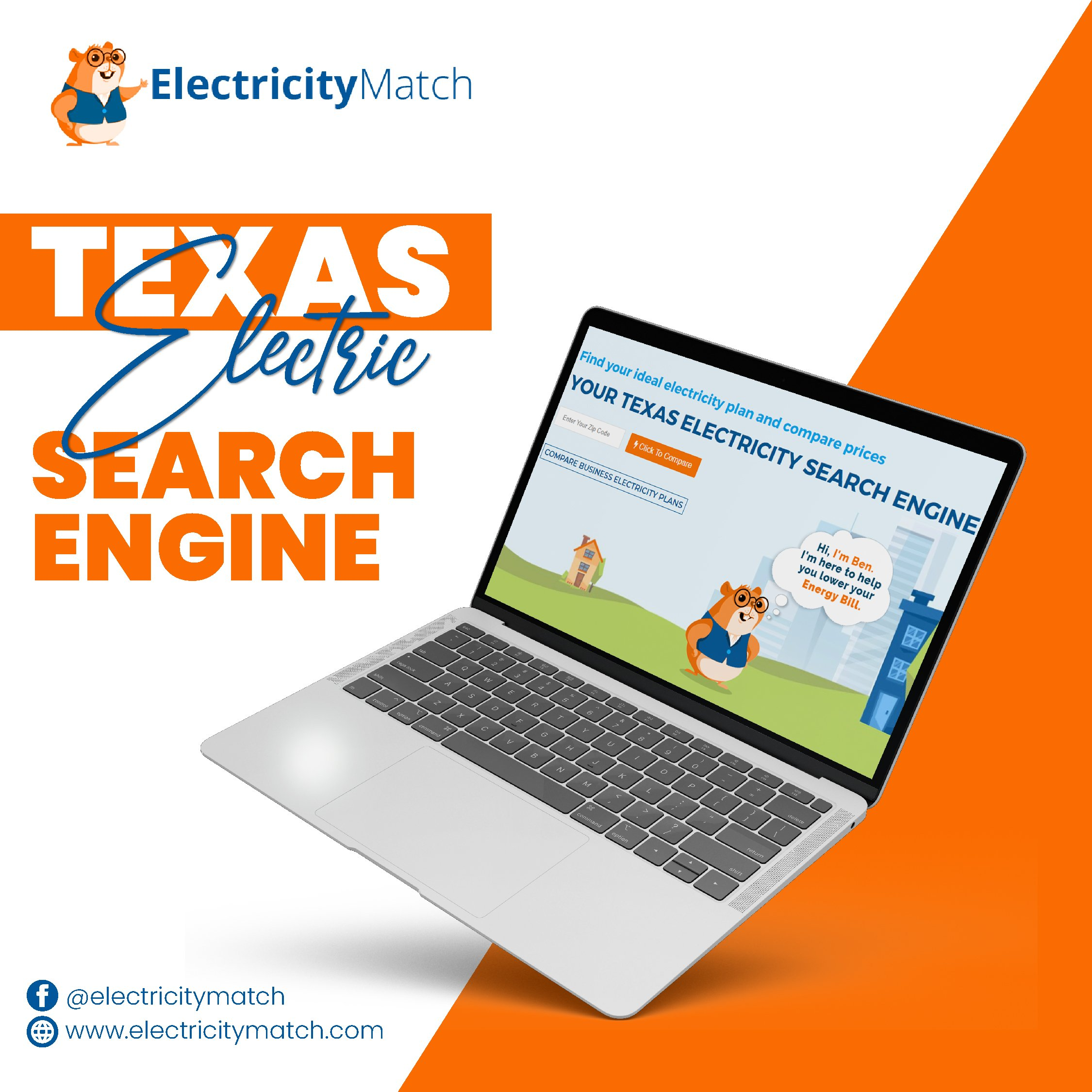 Texas Electric Search Engine