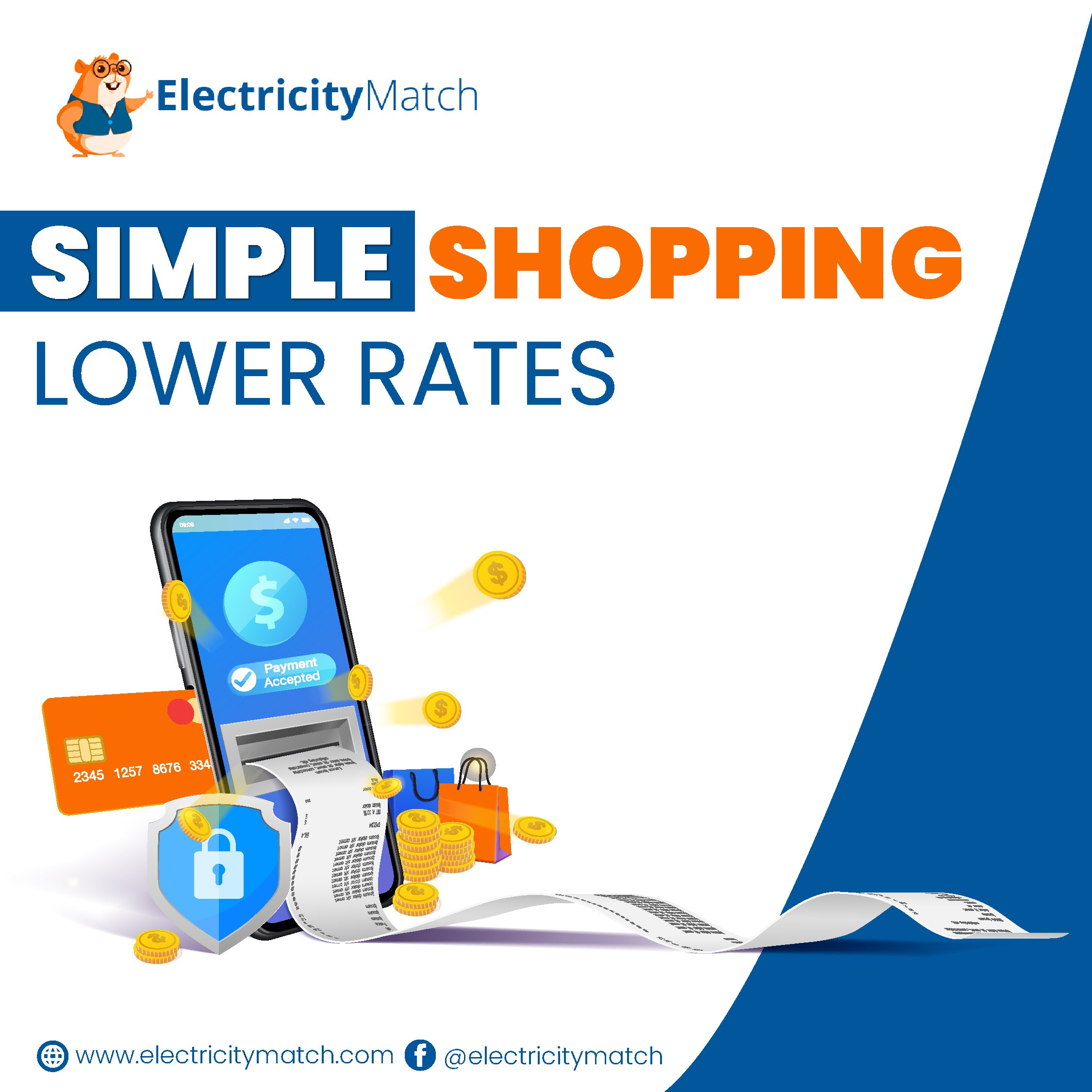 Simple Shopping Lower Rates – Square