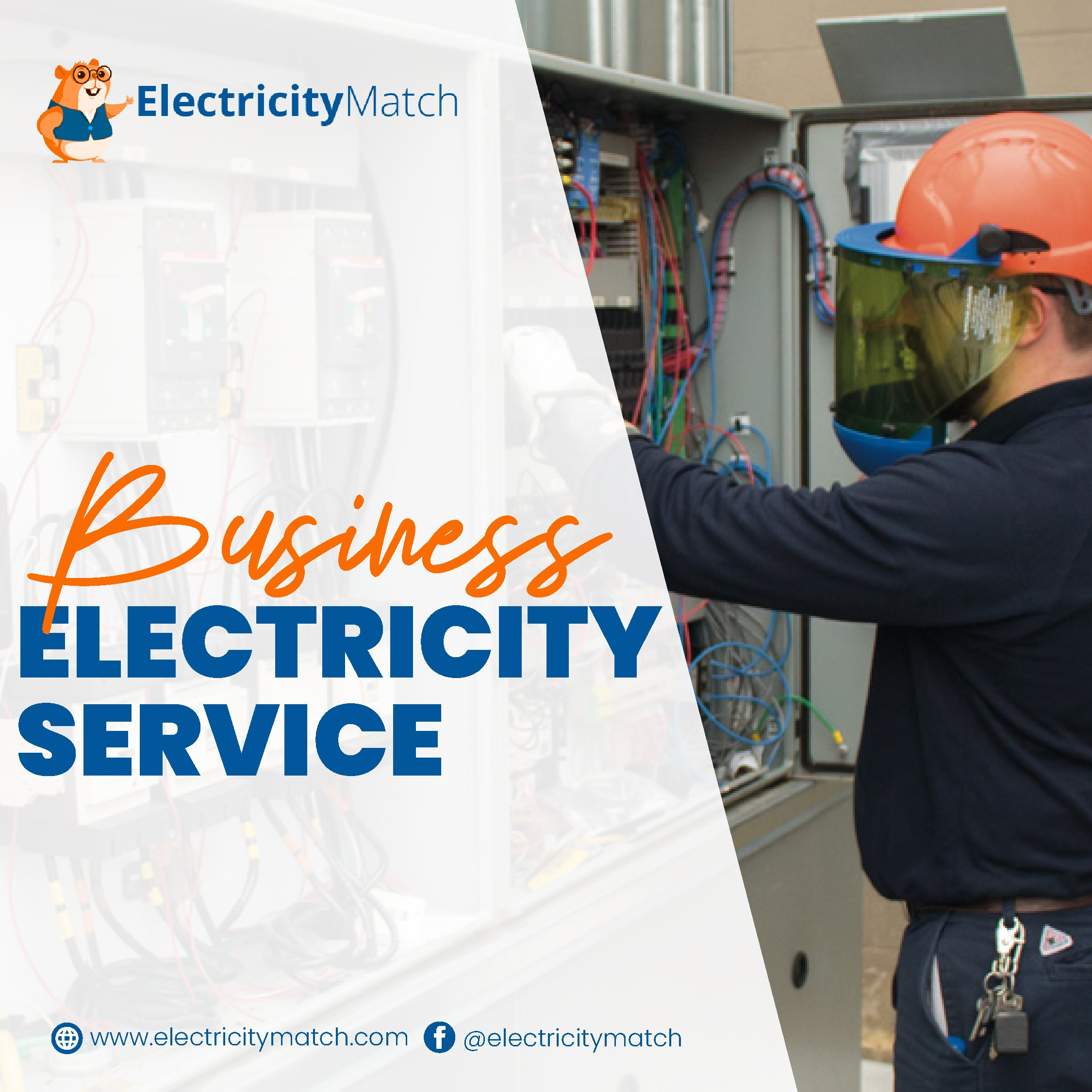 Business Electricity Service – Square